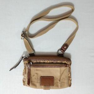 Fossil 'Long Live Vintage' sl2589 Crossbody Bag